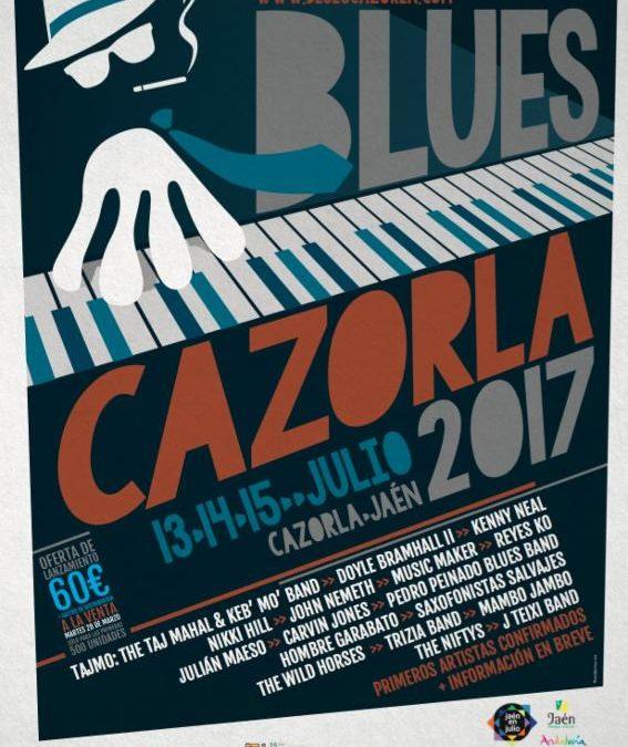 Comienza Bluescazorla 2017