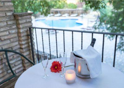 Calerilla Hotel - Cazorla - Habitación Doble  Superior con Terraza